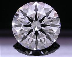 3.02 ct D VS2 Expert Selection Round Cut Loose Diamond