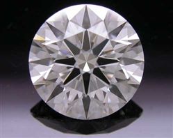 1.23 ct H VVS2 Expert Selection Round Cut Loose Diamond