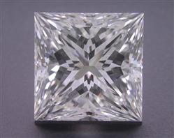 5.74 ct F VS2 Expert Selection Princess Cut Loose Diamond
