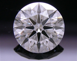 1.01 ct E VVS2 Expert Selection Round Cut Loose Diamond