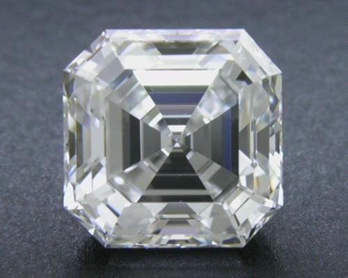 0.91 ct F VS1 Premium Select Asscher Cut Loose Diamond