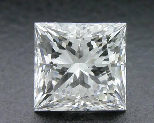 0.80 ct D VVS2 Expert Selection Princess Cut Loose Diamond