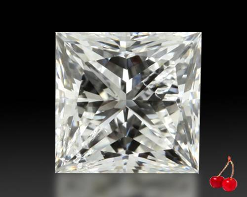 1.02 ct E SI2 Expert Selection Princess Cut Loose Diamond