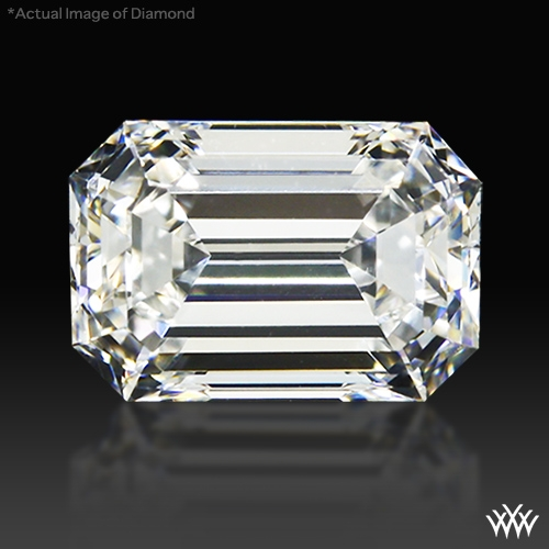 1.19 ct G VS1 Premium Select Emerald Cut Loose Diamond