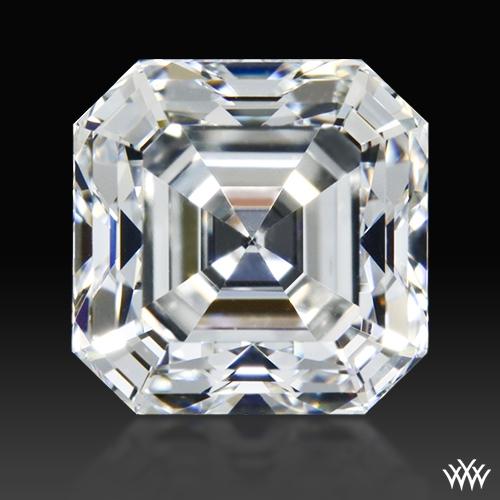 1.24 ct H VS2 Premium Select Asscher Cut Loose Diamond