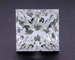 1.03 ct E VS2 Expert Selection Princess Cut Loose Diamond