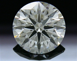 1.02 ct H SI1 Expert Selection Round Cut Loose Diamond