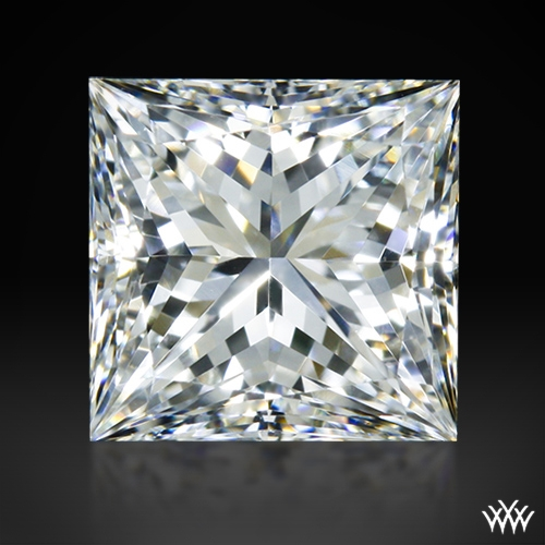 1.08 ct G VS1 Premium Select Princess Cut Loose Diamond