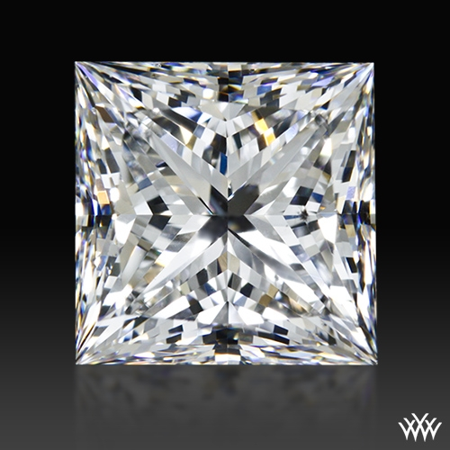 2.76 ct F SI1 Expert Selection Princess Cut Loose Diamond