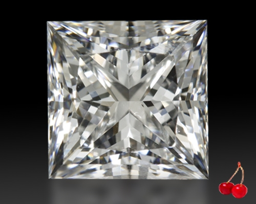 1.01 ct F VS2 Expert Selection Princess Cut Loose Diamond