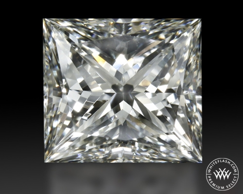 1.71 ct J VS1 Premium Select Princess Cut Loose Diamond
