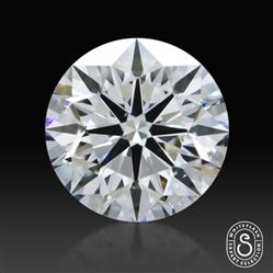 1.01 ct D VS2 Expert Selection Round Cut Loose Diamond