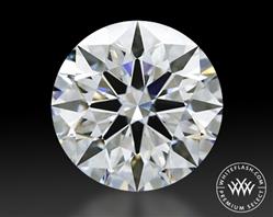 1.00 ct D VS2 Premium Select Round Cut Loose Diamond
