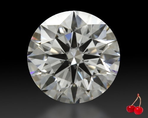 1.01 ct D VS2 Expert Selection Round Cut Loose Diamond