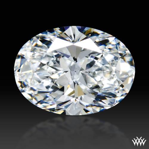 0.92 ct H VS2 Premium Select Oval Cut Loose Diamond