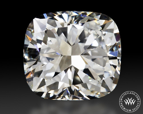 1.19 ct I VS1 Premium Select Cushion Cut Loose Diamond