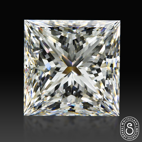 1.61 ct E SI1 Expert Selection Princess Cut Loose Diamond