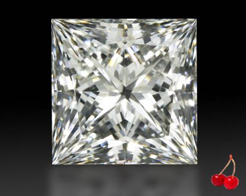 0.92 ct H VS1 Expert Selection Princess Cut Loose Diamond