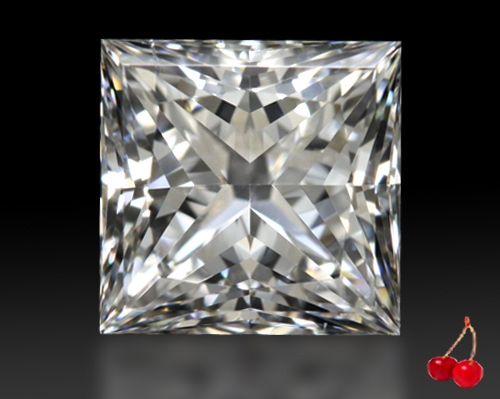 0.96 ct E VS2 Expert Selection Princess Cut Loose Diamond