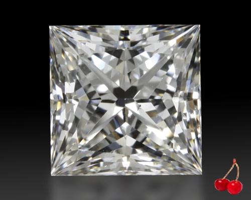 1.25 ct H SI1 Expert Selection Princess Cut Loose Diamond