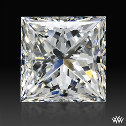 1.31 ct I VS1 Premium Select Princess Cut Loose Diamond