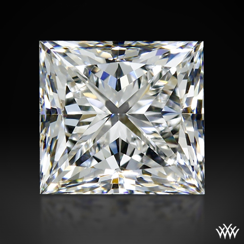 0.73 ct G VVS2 Premium Select Princess Cut Loose Diamond