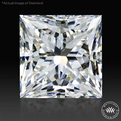 0.92 ct I VS2 Premium Select Princess Cut Loose Diamond