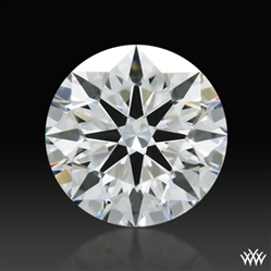 0.82 ct H SI1 Expert Selection Round Cut Loose Diamond