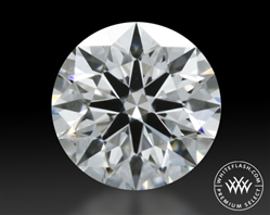 0.33 ct H SI1 Premium Select Round Cut Loose Diamond