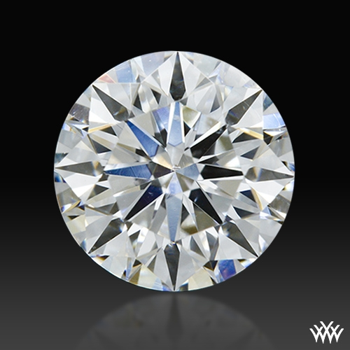 0.93 ct F SI1 Expert Selection Round Cut Loose Diamond