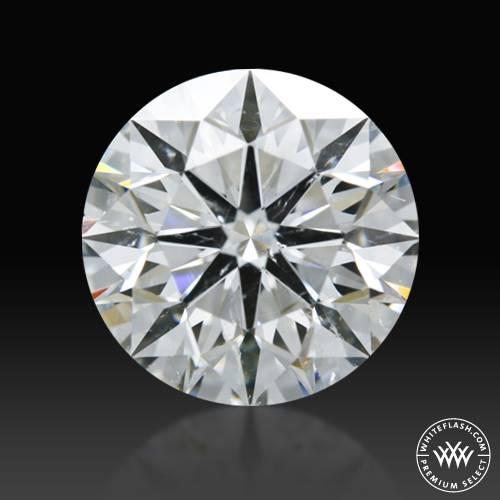 2.00 ct I SI2 Premium Select Round Cut Loose Diamond