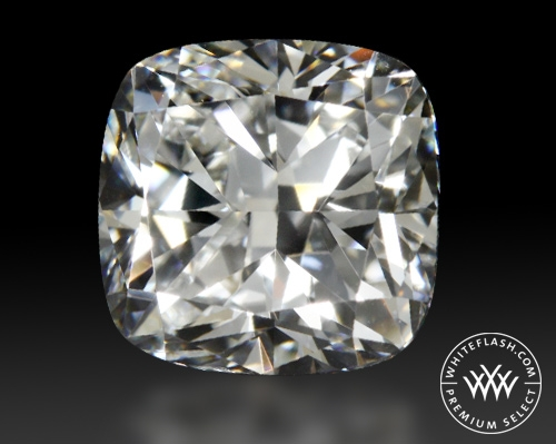 1.01 ct G VS1 Premium Select Cushion Cut Loose Diamond