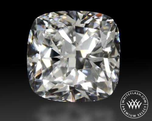 1.01 ct G VS1 Premium Select Cushion Cut Loose Diamond