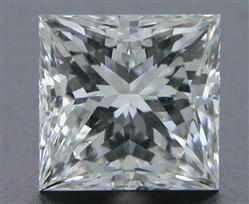 1.12 ct F SI1 Expert Selection Princess Cut Loose Diamond