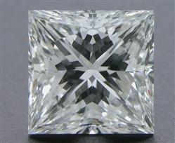 1.52 ct G VS1 Expert Selection Princess Cut Loose Diamond
