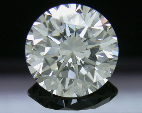 3.01 ct I VS2 Expert Selection Round Cut Loose Diamond