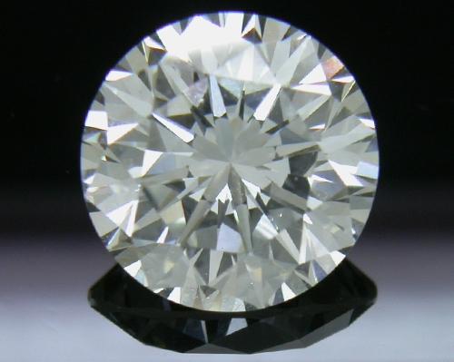 3.01 ct I VS2 Expert Selection Round Cut Loose Diamond