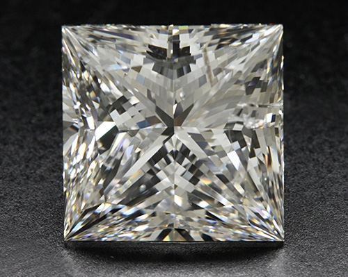 2.51 ct F SI2 Expert Selection Princess Cut Loose Diamond