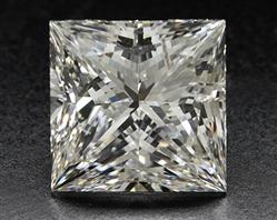 2.51 ct F SI2 Expert Selection Princess Cut Loose Diamond