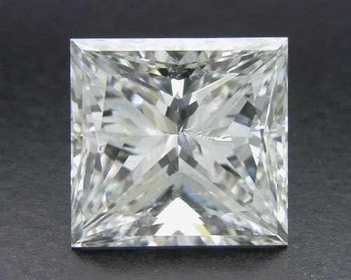 1.52 ct F SI2 Expert Selection Princess Cut Loose Diamond