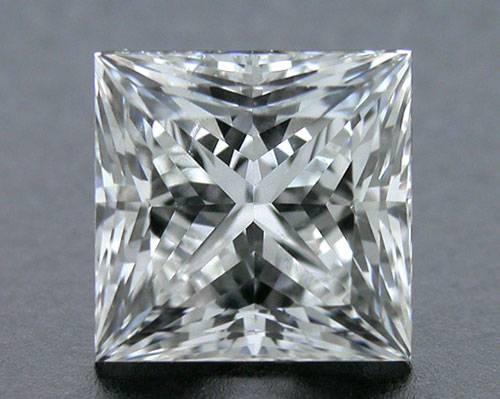 1.00 ct F SI2 Expert Selection Princess Cut Loose Diamond