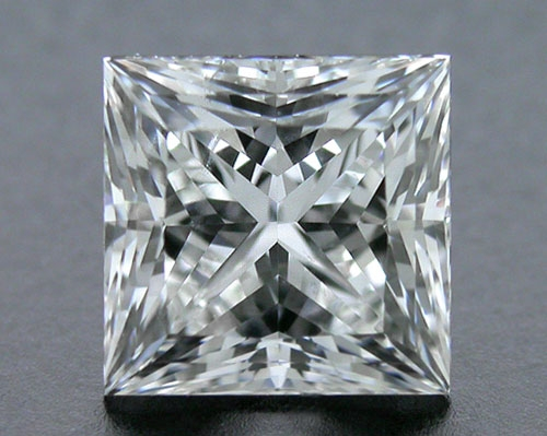 1.00 ct F SI2 Expert Selection Princess Cut Loose Diamond