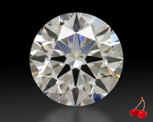 1.01 ct F VS2 Expert Selection Round Cut Loose Diamond