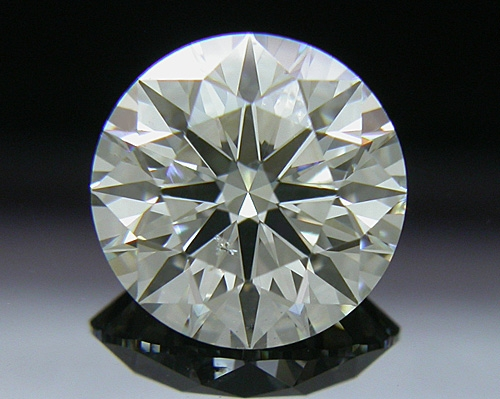 1.53 ct J SI2 Expert Selection Round Cut Loose Diamond