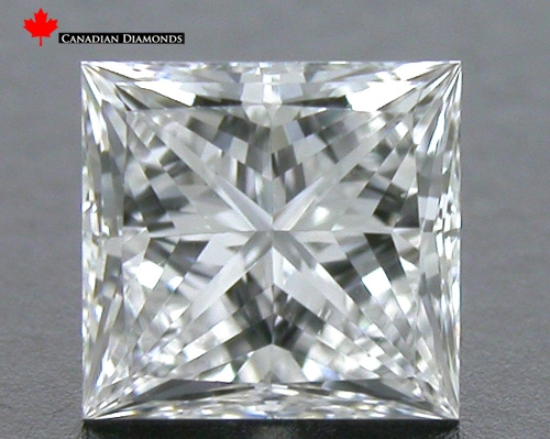 0.30 ct D VVS2 Expert Selection Princess Cut Loose Diamond
