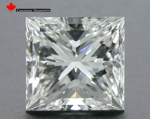 0.90 ct E VS1 Expert Selection Princess Cut Loose Diamond