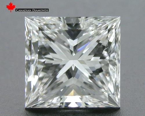 0.90 ct E VS1 Expert Selection Princess Cut Loose Diamond