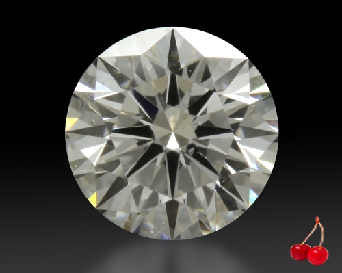 0.51 ct H SI1 Expert Selection Round Cut Loose Diamond