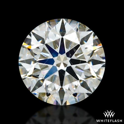 0.86 ct I SI1 Expert Selection Round Cut Loose Diamond