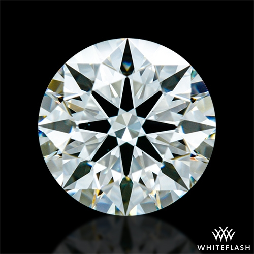 1.07 ct J VS2 A CUT ABOVE® Hearts and Arrows Super Ideal Round Cut Loose Diamond
